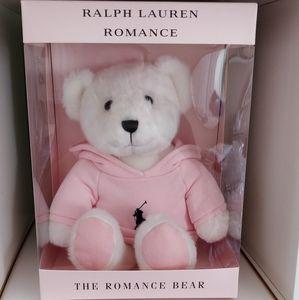 Ralph Lauren Romance Teddy Bear